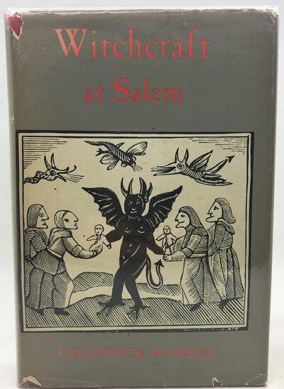 Witchcraft at Salem. by HANSEN, Chadwick