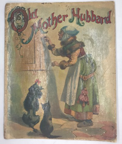 Old Mother Hubbard by [ARNOLD, Samuel]