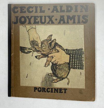 Joyeux Amis / Porcinet L'affame by DU GENESTOUX, Magdeleine.