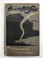 All on the Irish Shore. by SOMERVILLE, E. Πand ROSS, Martin