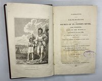 Narrative of an Expedition to the Source of St. Peter's River, Lake Winnepeek, Lake of the Woods, &c. Performed in the year 1823... by KEATING, W. H.