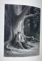 Vivien, illustrated by Gustave Doré by TENNYSON, Alfred