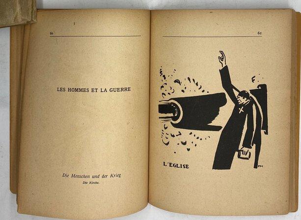 Politische Zeichnungen by MASEREEL, Frans