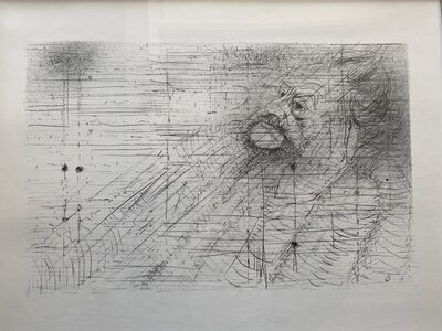 Original-Graphik von Ernst Barlach by BARLACH, Ernst