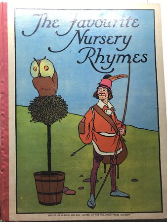 The Favourite Nursery Rhymes by HASSALL, John