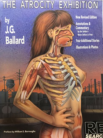 The Atrocity Exhibition. New Revised Edition. by BALLARD, J.G.