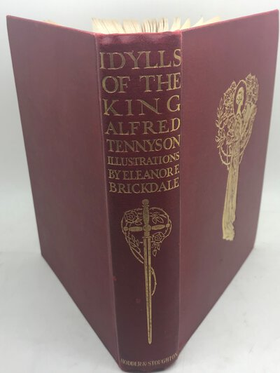 Idylls of the King. by TENNYSON, Alfred Lord