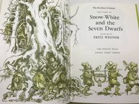 Snow-White and the Seven Dwarfs. by GRIMM, The Brothers