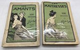 Another image of Les Maitresses / Les Amants. 100 dessins by BAC (Ferdinand) & Felicien CHAMPSAUR