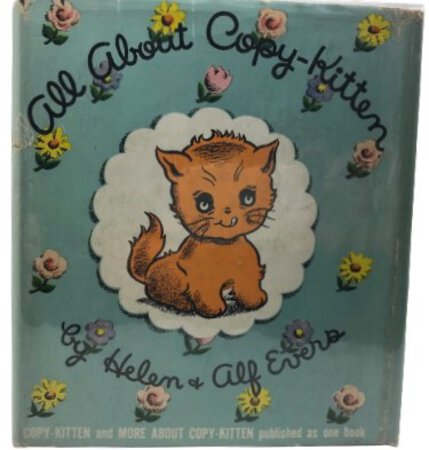 All About Copy-Kitten by EVERS, Helen & Alf