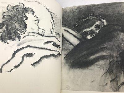 The Drawings of Mervyn Peake by PEAKE, Mervyn
