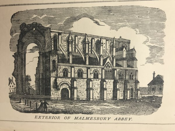 The History of the Town of Malmesbury and of its Ancient Abbey. Together with Memoirs of Eminent Natives Who Were Connected with the Abbey or Town by BIRD, James T.