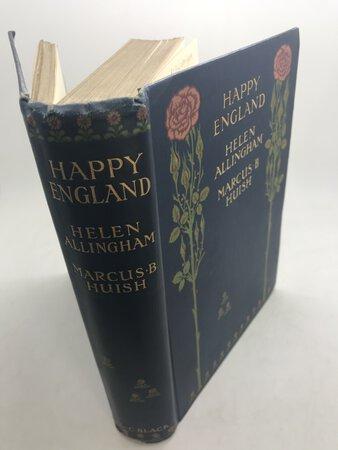 Happy England by ALLINGHAM, Helen & HUISH, Marcus