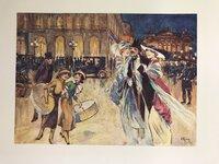 The Spirit of Paris [Presentation Copy] by SOMMERVILLE, Frankfort