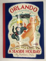 Orlando (The Marmalade Cat). A Seaside Holiday by HALE, Kathleen