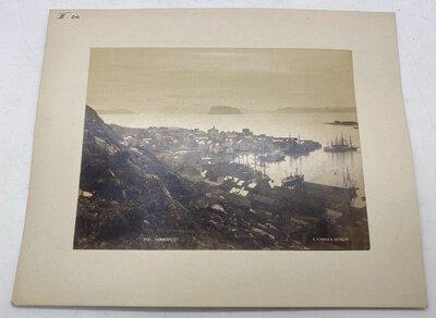 11 Albumen prints of Norway by KNUDSEN, K., & LINDHAL, Axel.