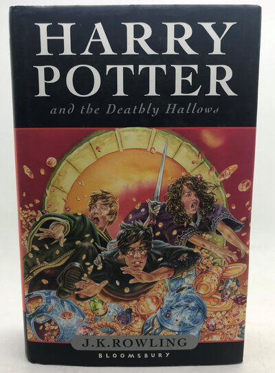Harry Potter and the Deathly Hallows - Children's Version by ROWLING, J. K.