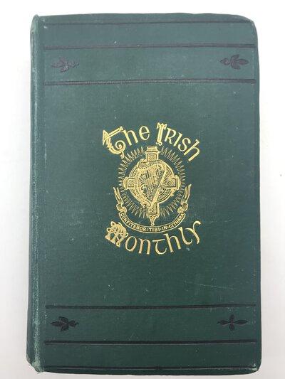 The Irish Monthly Magazine by RUSSELL, Matthew. S.J.