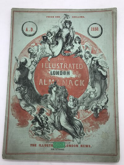 The Illustrated London Almanack, 1850 by [ANON]