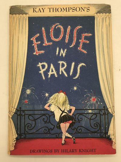 Eloise in Paris by THOMPSON, Kay