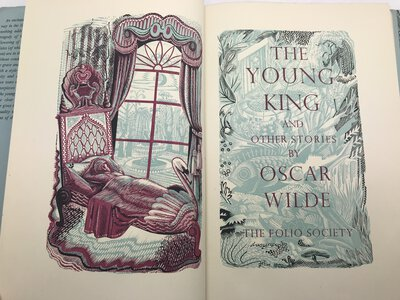 The Young King and other stories by WILDE, Oscar