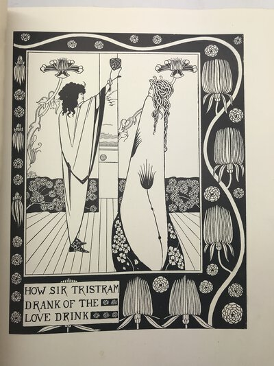 The Uncollected Work of Aubrey Beardsley by BEARDSLEY, Aubrey, HIND, F. Lewis