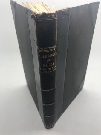 Provincial Names and Folk Lore of British Birds by SWAINSON, Rev. Charles
