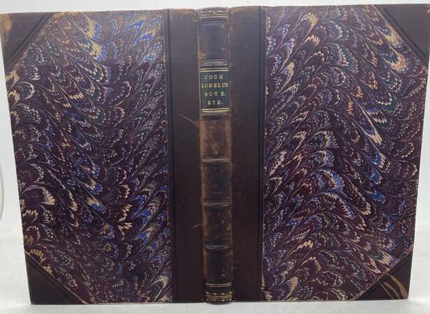 The Percy Society. Three publications bound in one by RIMBAULT, Edward F. & HALLIWELL, James Orchard
