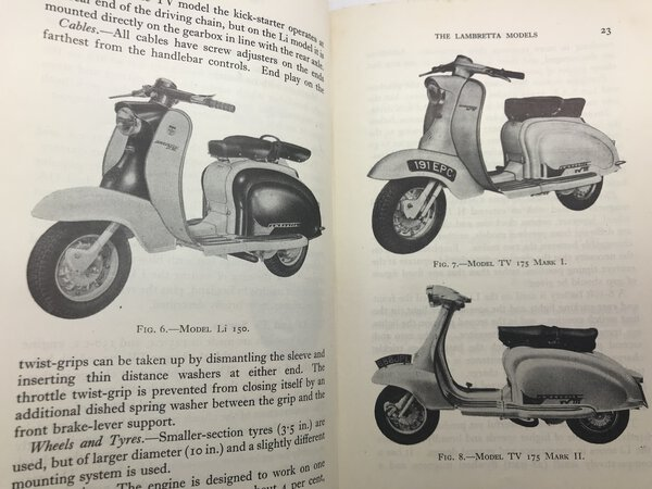 Lambretta: A practical guide to maintenance and repair by BROAD, Raymond