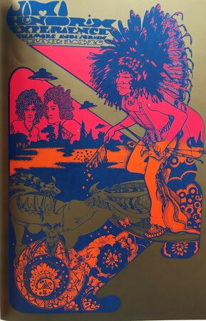 Rock Graphic - 10 Ans d'Affiches de Rock and Roll by FARREN, Mick