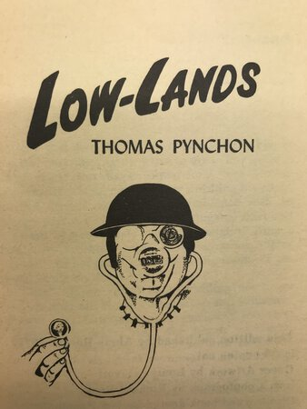 Low-Lands by PYNCHON, Thomas