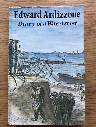 Diary of a War Artist by ARDIZZONE, Edward