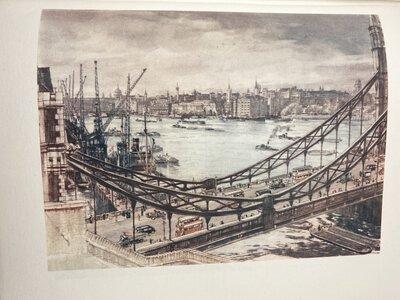 The Londoner's England by BOTT. Alan