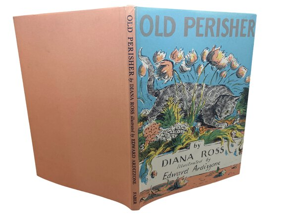 Old Perisher, illustrated by Edward Ardizzone by ROSS, Diana