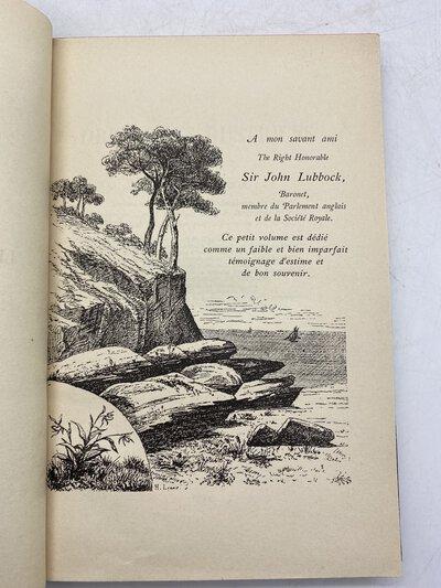 Les Orchidees Rustiques illustre de 39 figures by CORREVON, Henry