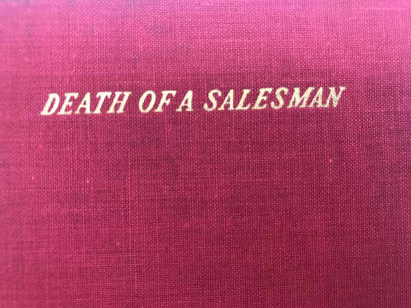 Death of a Salesman. by MILLER, Arthur