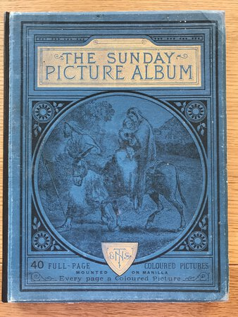 The Sunday Picture Album by [ANON]
