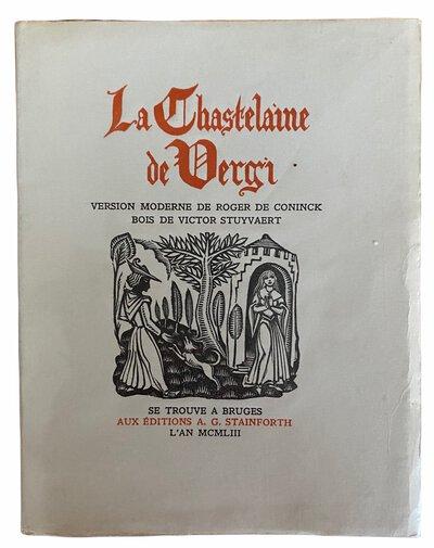 Chastelaine de Vergi by CONINCK, Roger de