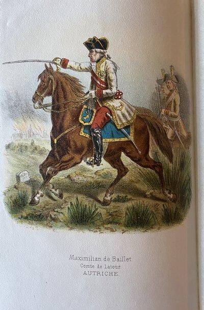 Histoire de La Cavalerie Belge, by CRUYPLANTS, Capitaine E.