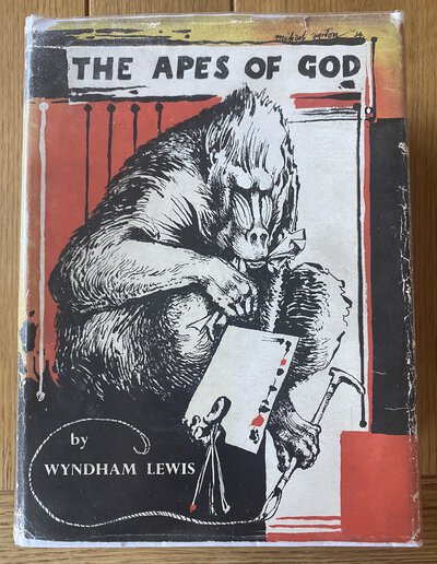 The Apes of God by LEWIS, Wyndham