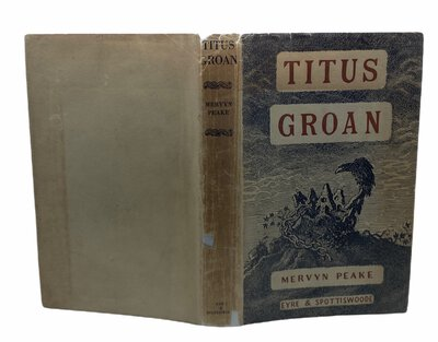 Titus Groan by PEAKE, Mervyn