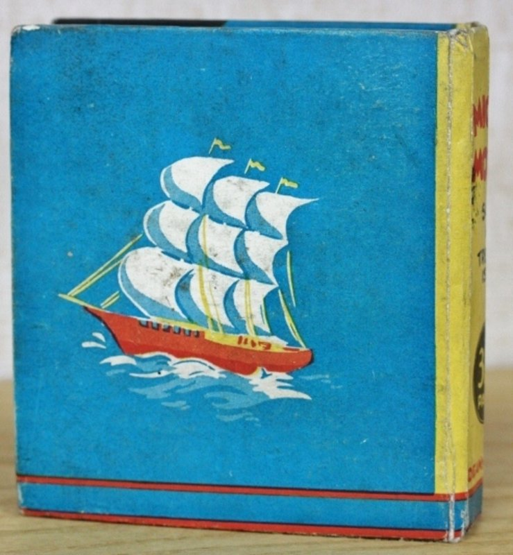 Mickey Mouse Sails for Treasure Island  The Great Big Midget Book