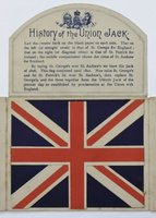 History and Working Model of the UNION JACK.