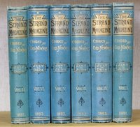 THE VOICE OF SCIENCE. THE ADVENTURES OF SHERLOCK HOLMES. THE MEMOIRS OF SHERLOCK HOLMES, As contained in The Strand Magazine, volumes I - VI, January 1891 to Dec 1893. by (DOYLE, Conan.)