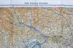 Another image of Ordnance Survey Map THE MIDDLE THAMES (from Wallingford to Kew Bridge).
