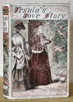 """URSULA'S LOVE STORY. A Novel. By the author of """"Beautiful Edith,"""" """"Sun and Shade."""" Etc. Etc. New edition. by [PARSONS, Gertrude.]"""