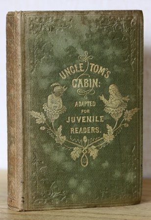 UNCLE TOM'S CABIN. Adapted for Young Persons. With eight illustrations. by CROWE, Mrs.