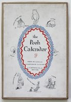 the Pooh Calendar. Verses by A. a. Milne. Decorations by E. H. Shepard. by MILNE, A.A. the Pooh Calendar.