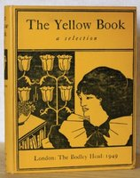 THE YELLOW BOOK a selection compiled by Norman Denny. by DENNY, Norman.