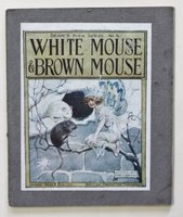 WHITE MOUSE AND BROWN MOUSE. by HARGRAVE, John.